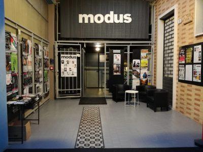 foto teatro Modus